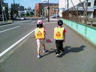 仲良し♪('-^*)