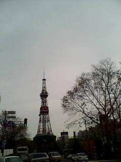 大通公園を散歩♪