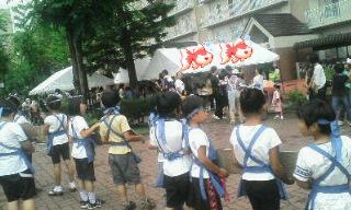 町内会『夏祭り』