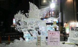 雪まつり…すすきの編