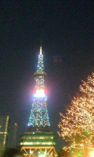 雪まつり(<br />  夜編☆)