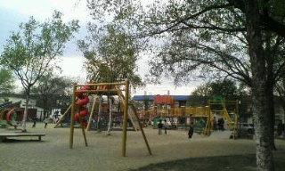 公園へ行きましょう〜♪