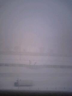 吹雪〜(>_<)