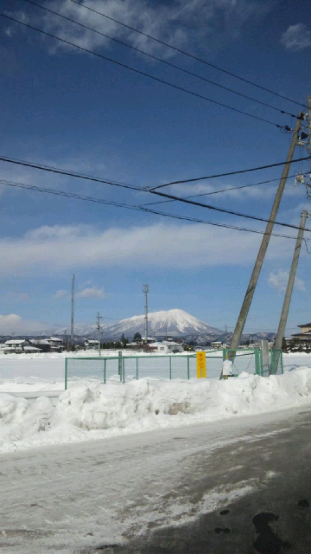 冬休み終了〜